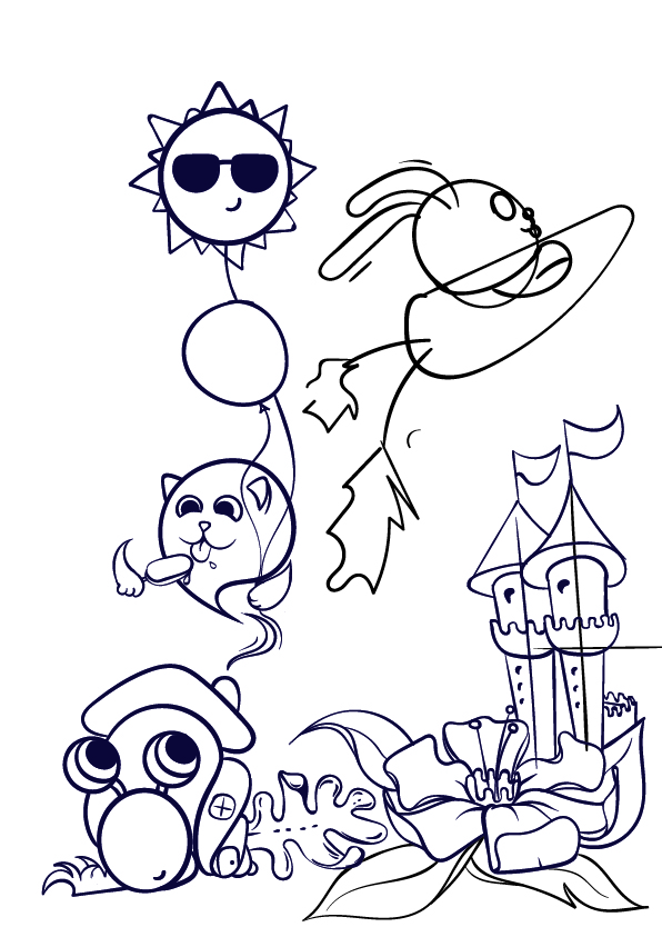 596x843 Learn How To Doodle