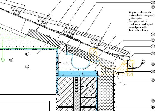 Gutter Drawing at GetDrawings com | Free for personal use
