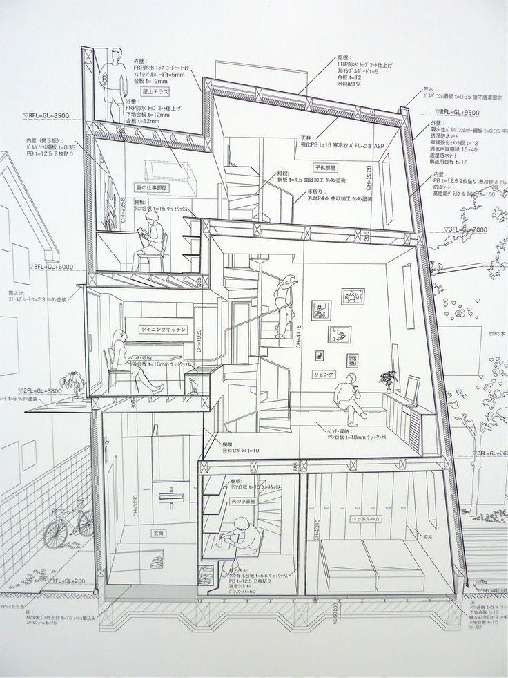 Hacienda Drawing