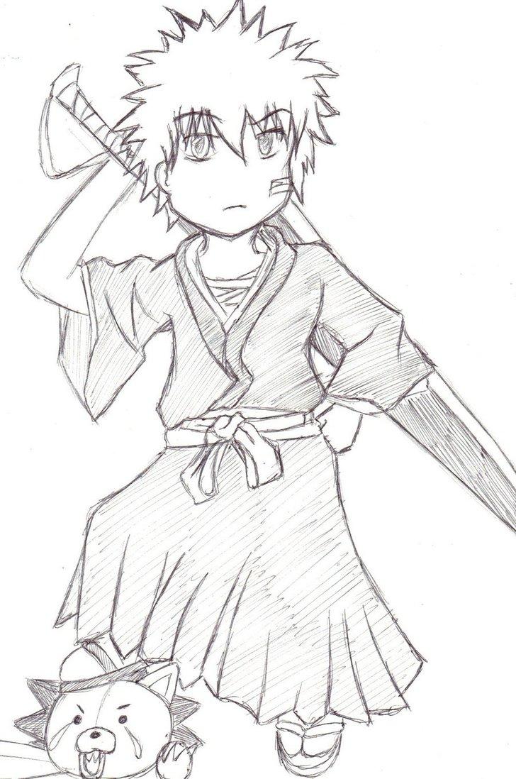 728x1098 Chibi Ichigo By Jesters Hacksaw