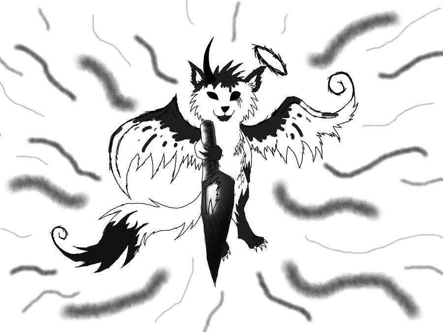 900x675 Half Angel Half Devil By Tanyrox