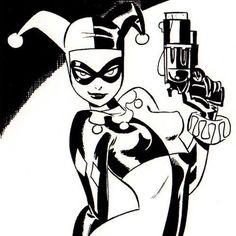236x236 El Y Harley Quinn Harley Quinn, Joker And Comic