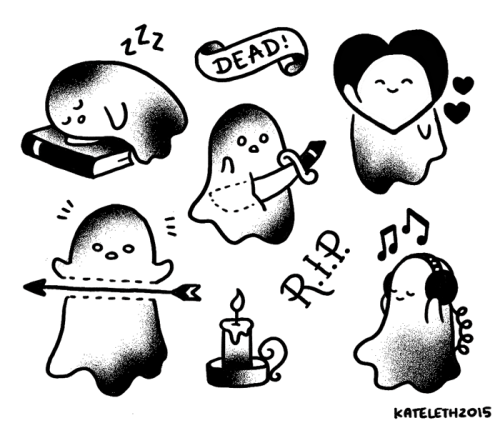 500x423 Scary Cute Tumblr Cool White Awesome Cartoon Halloween Fun Omg Lol