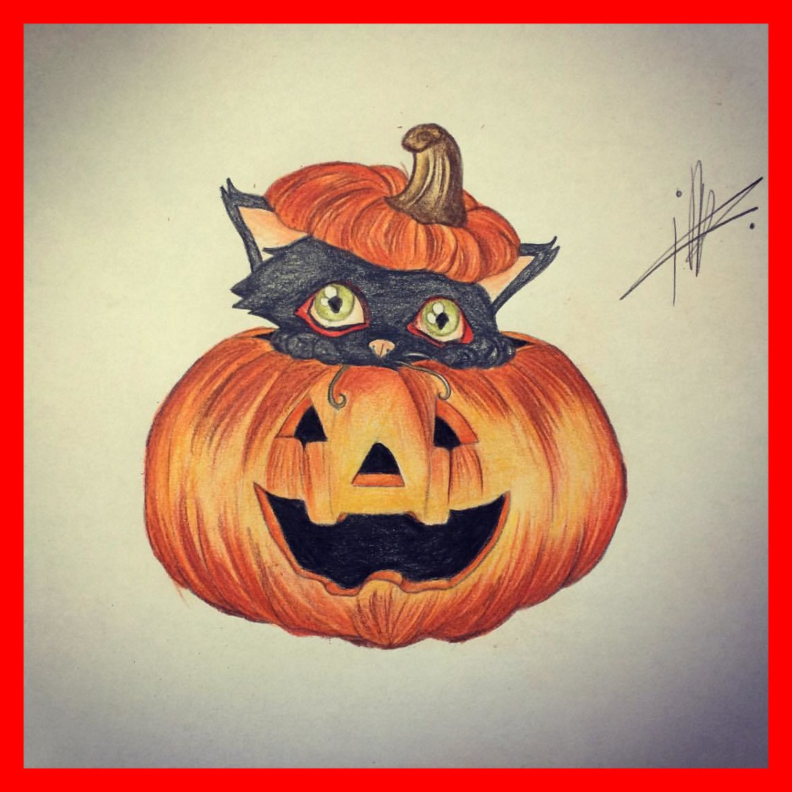 1148x1148 Stunning Pin By Geri Halloween On Samhain For Easy Cute Cat