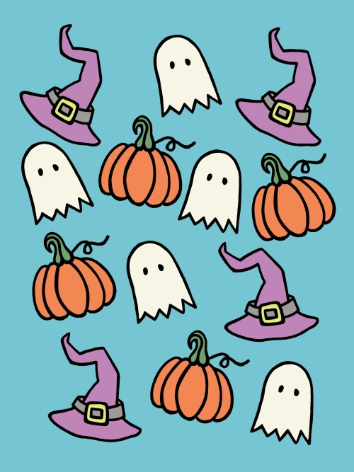 500x667 Scary Illustration Art Halloween Ink Witch Graphic Design Ghost