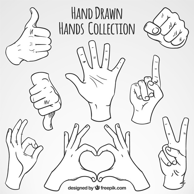 626x626 Gesture Vectors, Photos And Psd Files Free Download