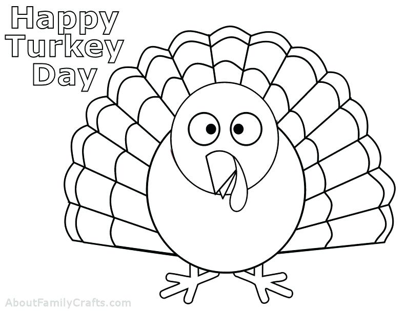 image regarding Turkey Stencil Printable named Hand Turkey Drawing Template at  Cost-free for