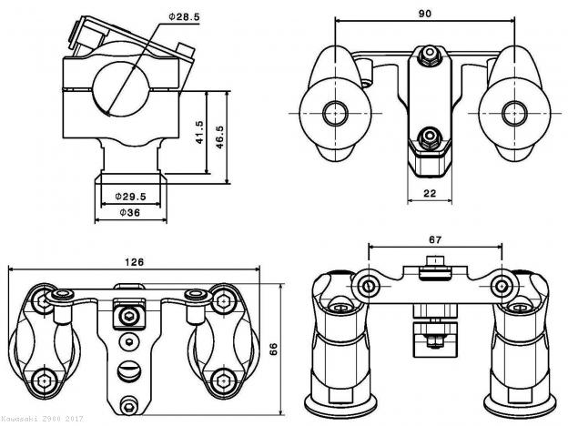 19 Hp Kawasaki Engine Fh580v