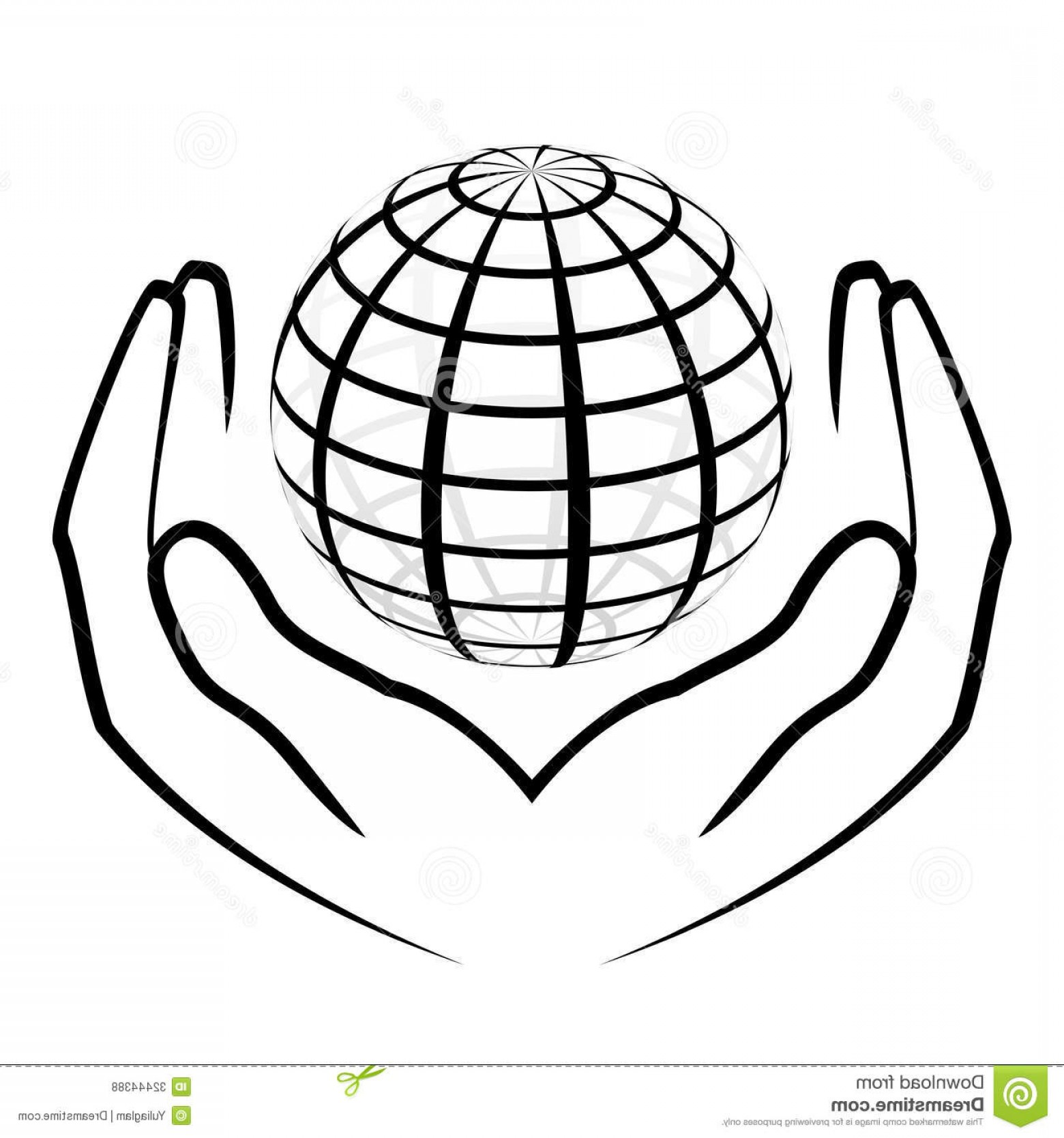 1560x1668 World In Hands Vector Shopatcloth