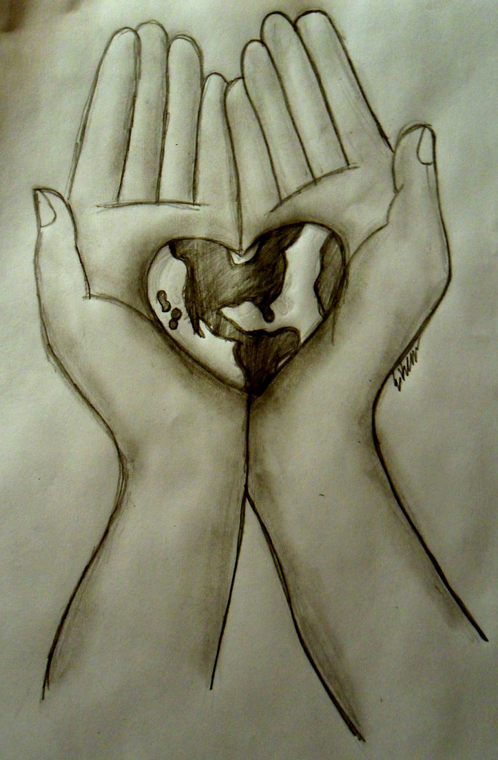723x1103 Hands Holding World By Tinkerbell229