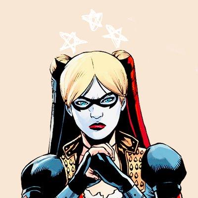 400x400 Daily Harley Quinn On Twitter Harley Quinn Messing