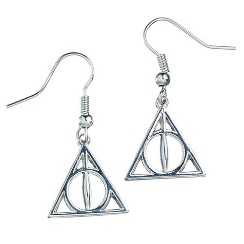 500x500 Harry Potter Deathly Hallows Earrings
