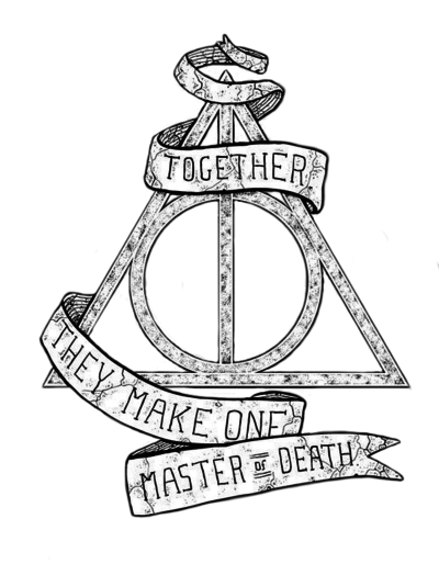 400x514 Together They Make One Master Of Death
