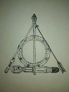 236x314 If I Were To Get Any Harry Potter Tattoo, This Would Probably Be
