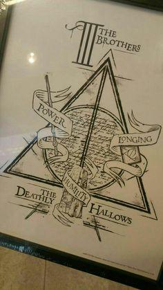 236x419 The Deathly Hallows Created By Death Himself