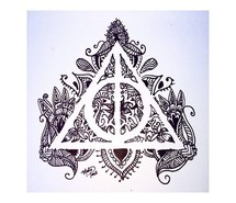 215x185 The Deathly Hallows Images