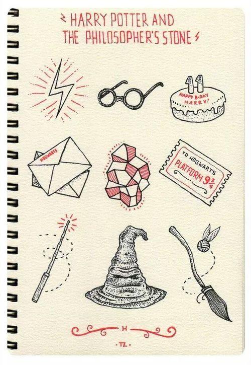 500x725 1960 Best Harry Potter Images On Pinterest Sketch