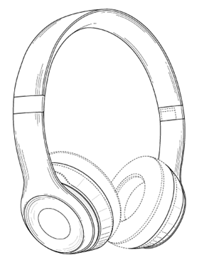 287x365 Collection Of Drawing Of Beats Headphones High Quality, Free