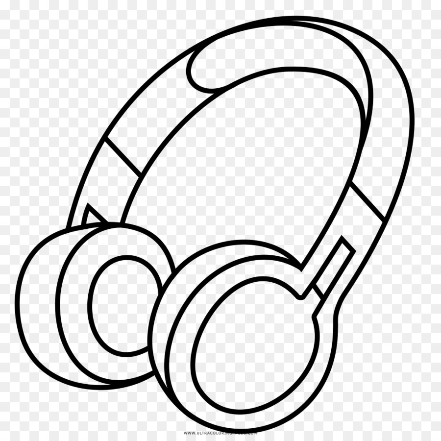 900x900 Headphones Drawing Line Art