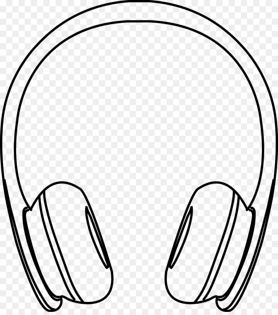 900x1020 Headphones Drawing Music Clip Art