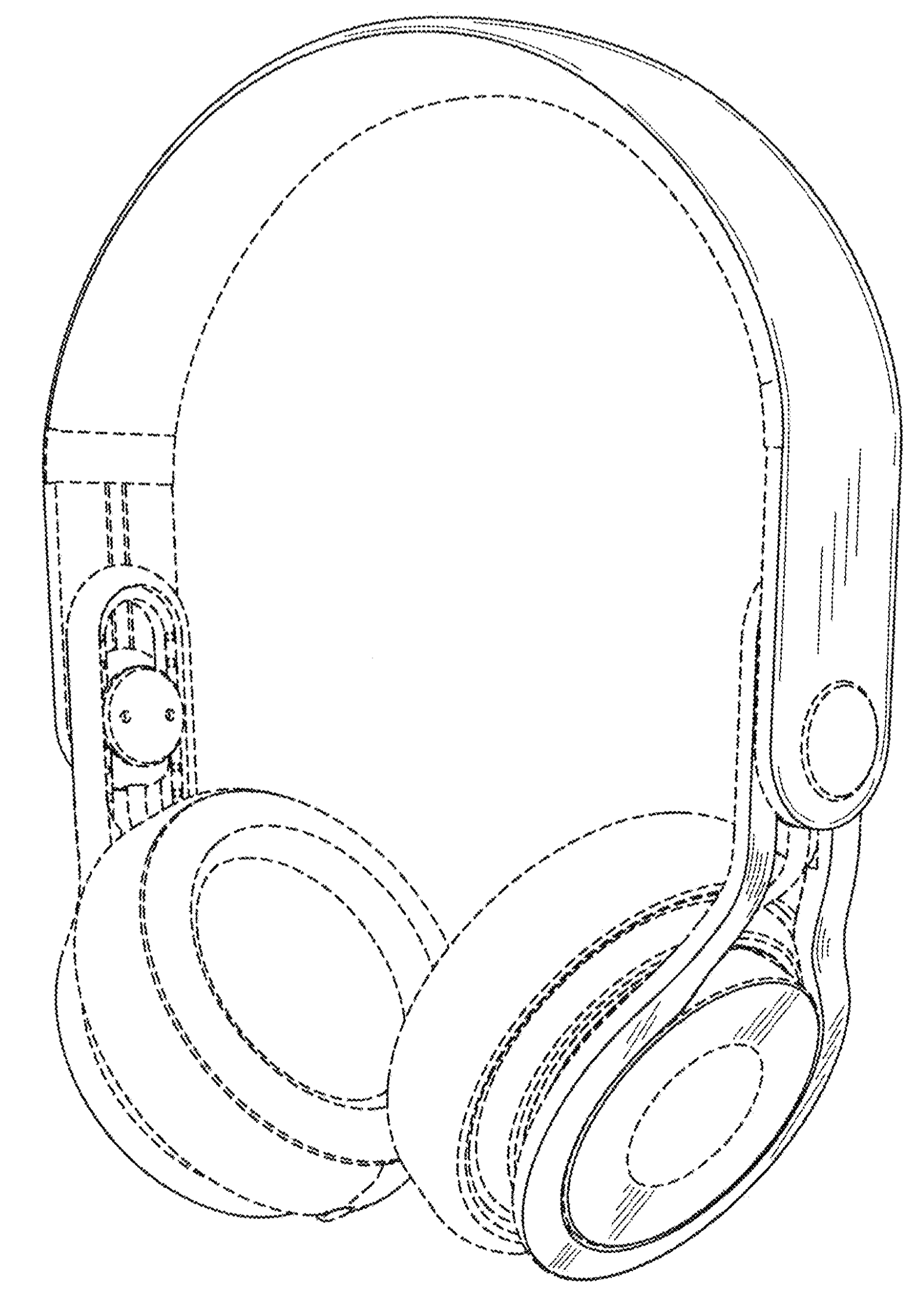 1548x2165 Apple Awarded Patent For Beats Mixr Over Ear Headphone Design