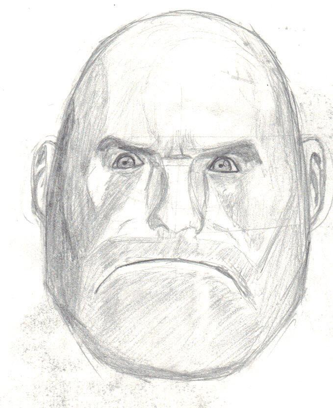 Heavy Drawing