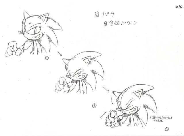 640x472 Sonic Concept Art Tumblr Expressiones Concept Art