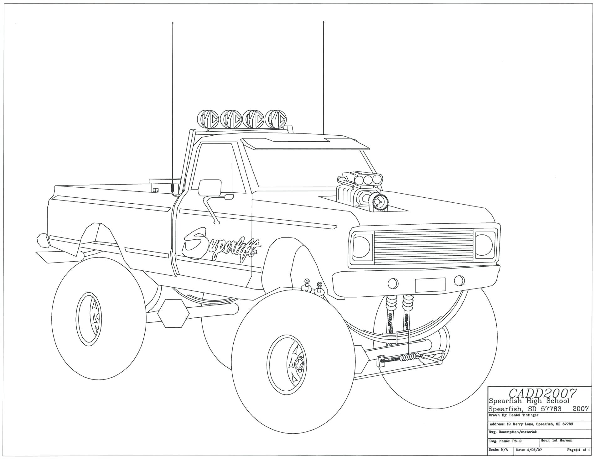 1900x1465 Dodge Ram Coloring Pages Lovely Dodge Charger Drawing At Dodge