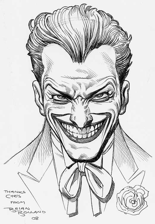 Homie Joker Drawing