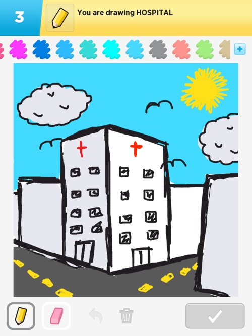 500x667 Hospital Drawings