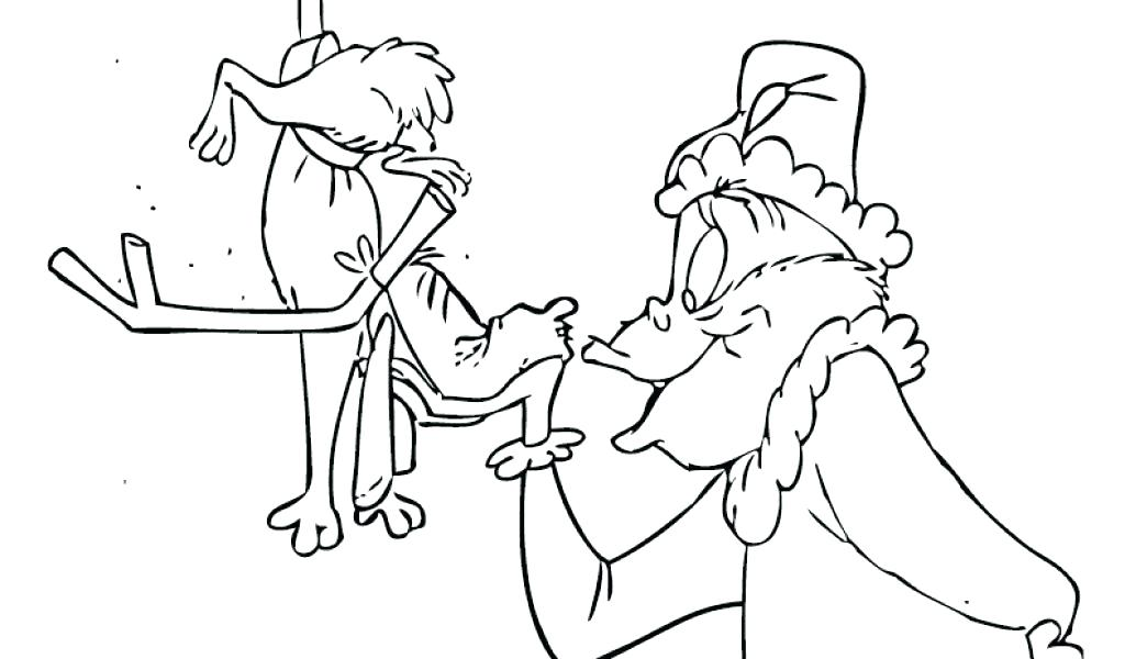 How The Grinch Stole Christmas Drawing At Getdrawings Com Free For