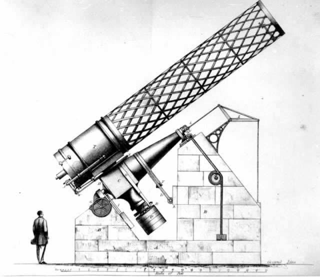 640x553 Telescopes From The Ground Up