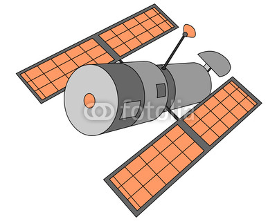 400x320 Collection Of Hubble Space Telescope Drawing High Quality