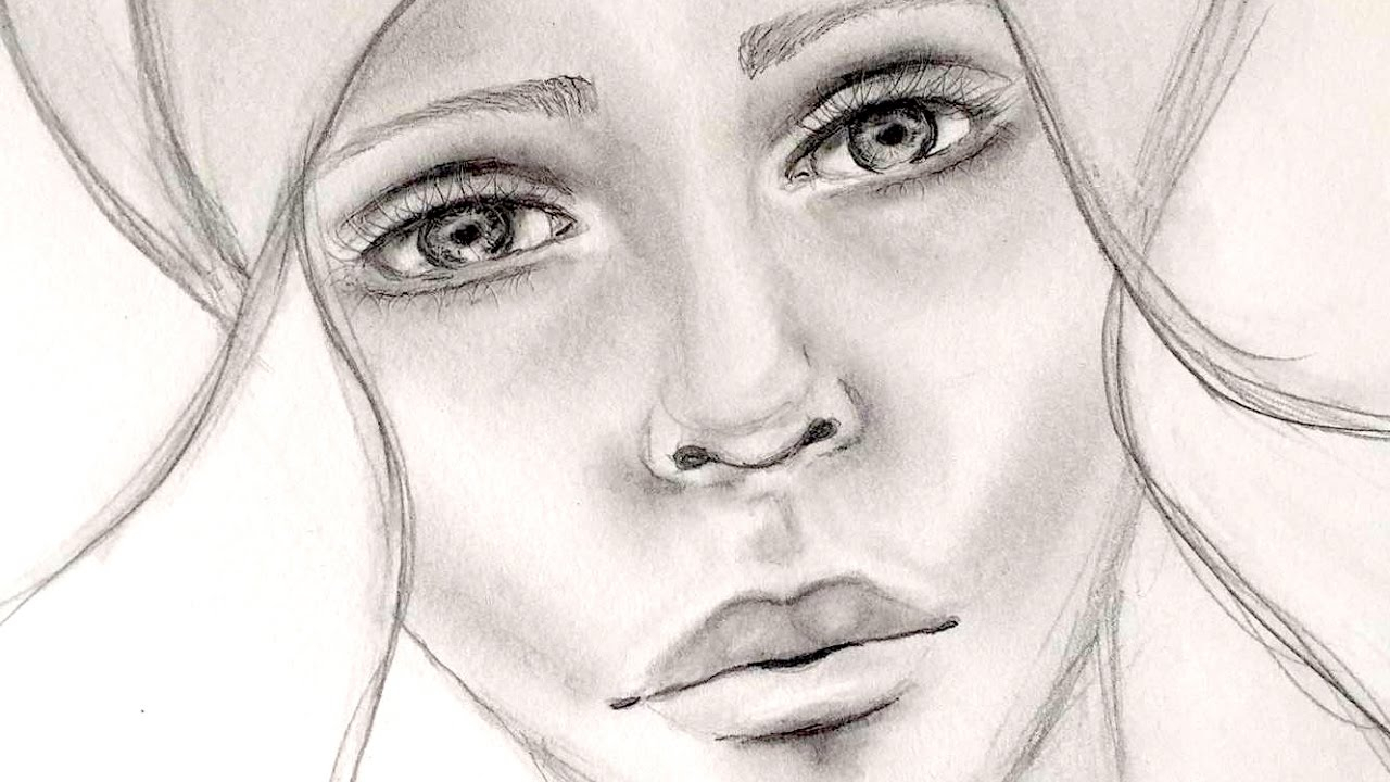 The best free Human face drawing images. Download from ...