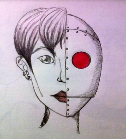 Human Robot Drawing at...