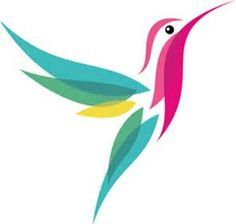236x224 Hummingbird Outline
