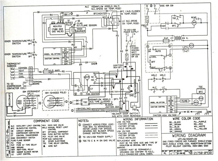 Lakewood Heater Wiring Diagram