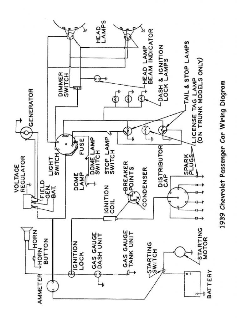 Chevy Wiring Diagrams Automotive Legend