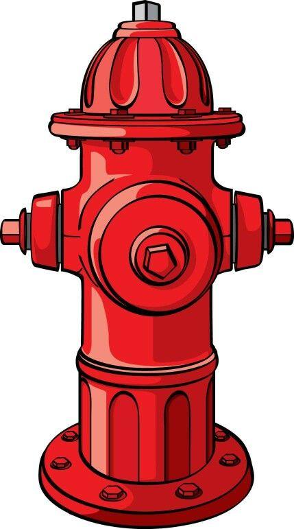 429x771 Hydrant Drawing Hydrants Paw Patrol, Birthdays