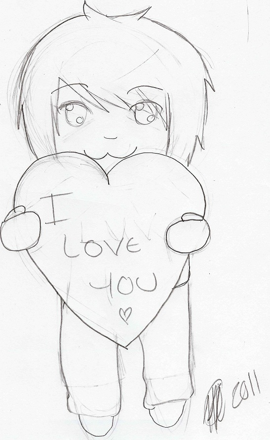 547x891 Pictures I Love You Sketches,