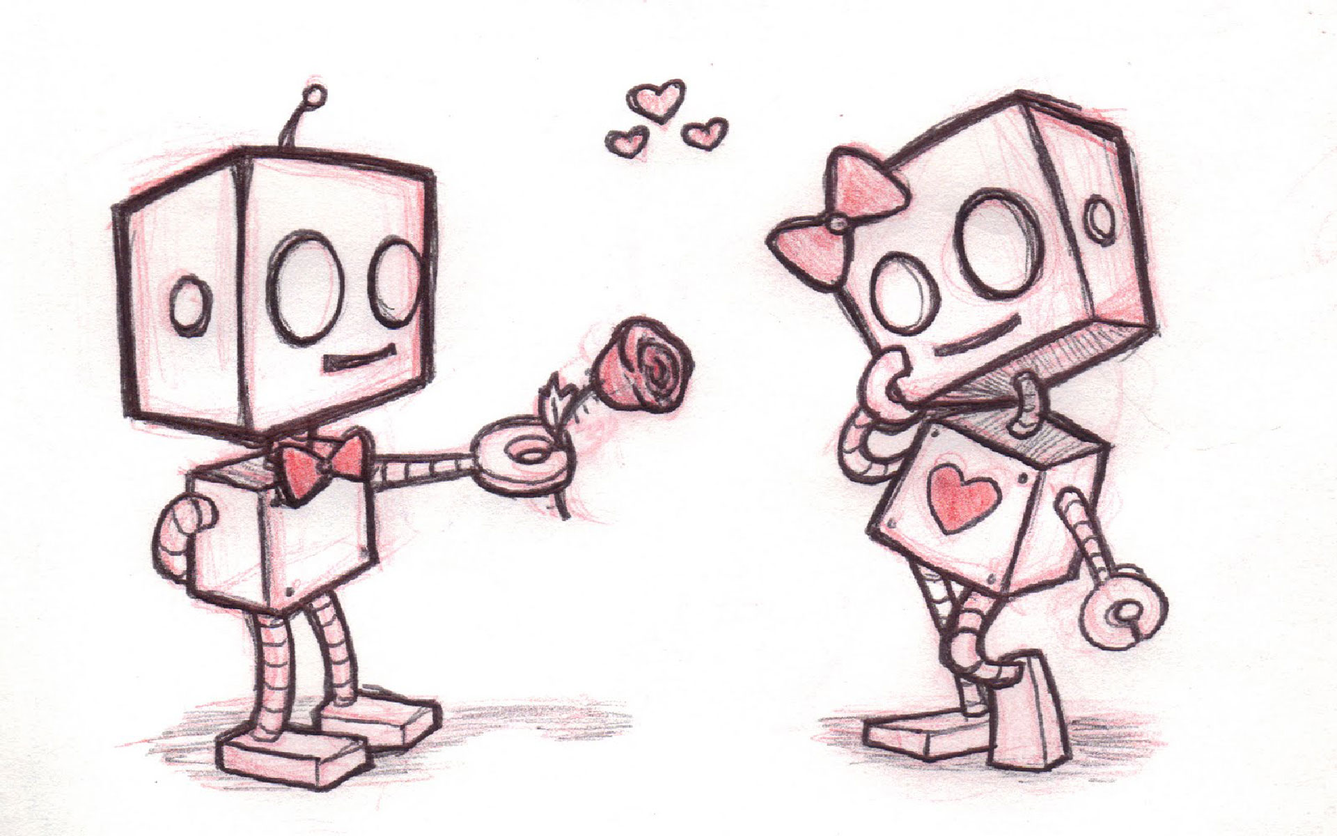1920x1200 cute love drawings pencil art hd romantic sketch wallpaper