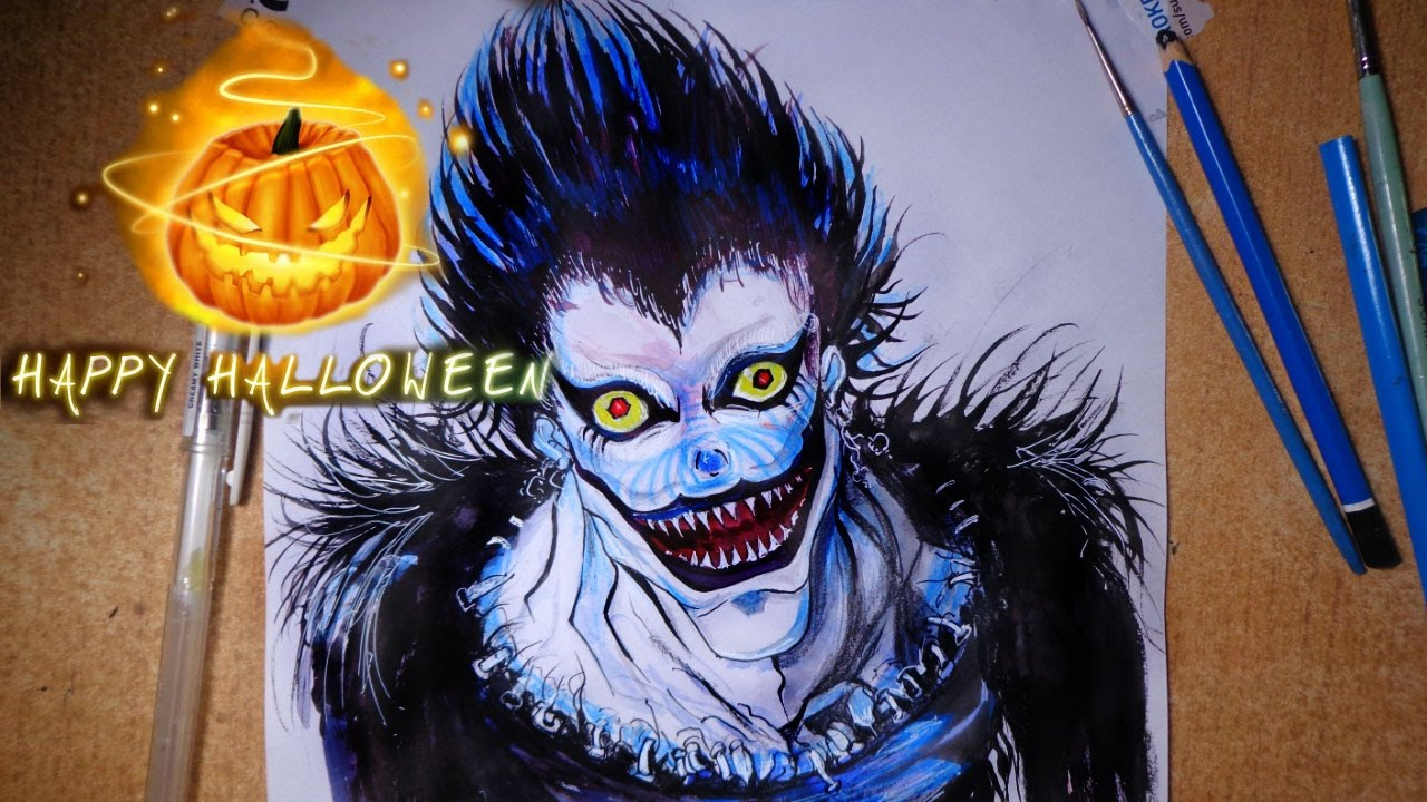 1280x720 Halloween Costumes Ideas Drawing Halloween Drawing Monster