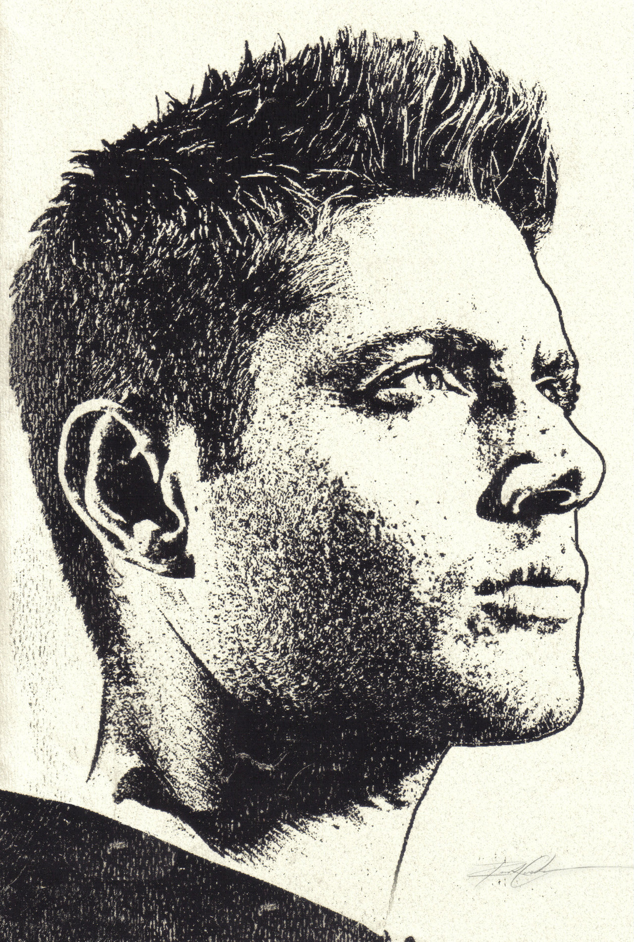 1280x1903 Jensen Ackles India Ink By Rick48180