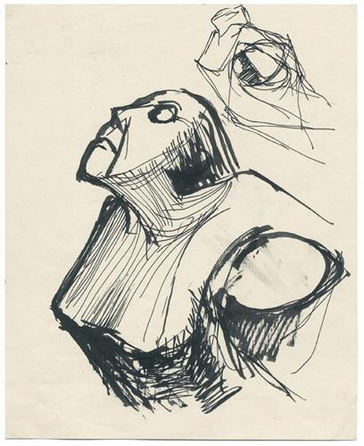 408x500 Stuart Sutcliffe Images Pen Amp India Ink Drawing Wallpaper