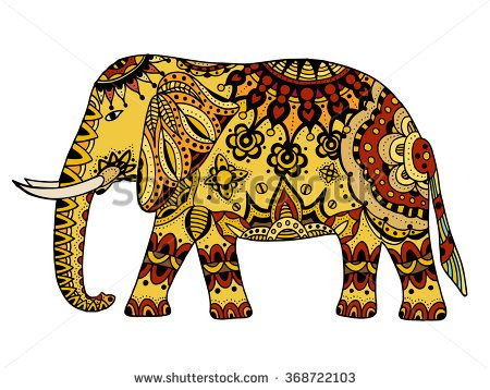 450x358 Jaipur Elephant Tail