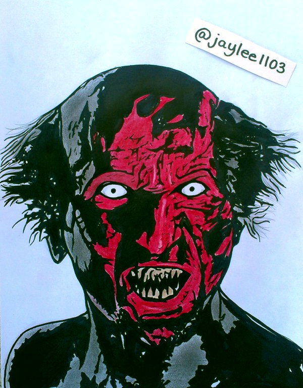 Insidious Demon Drawing At Getdrawingscom Free For Personal Use