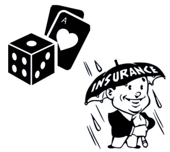 350x314 How Does Gambling Differ From Insurance Answers Everyday