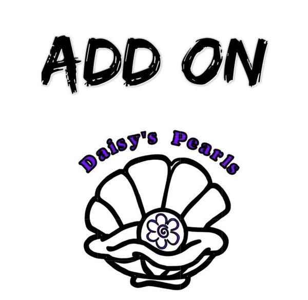 600x584 Shipping Insurance Daisy's Pearls