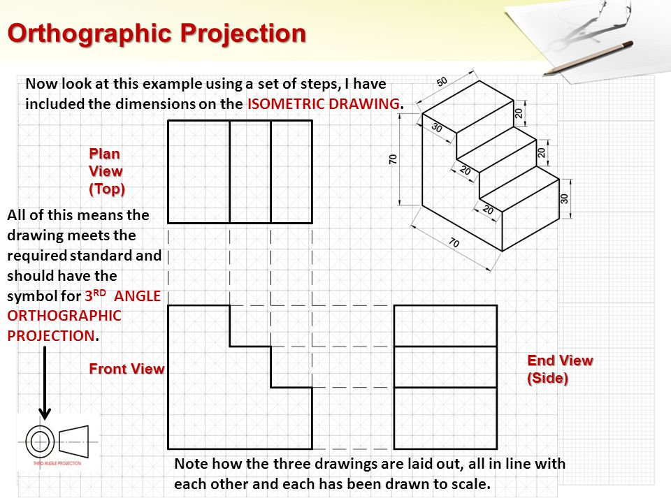 orthographic projection problems and solutions pdf