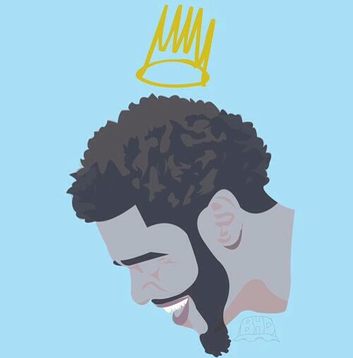 500x507 20 Best J. Cole Images On Beds, Trill Art And Dope Art